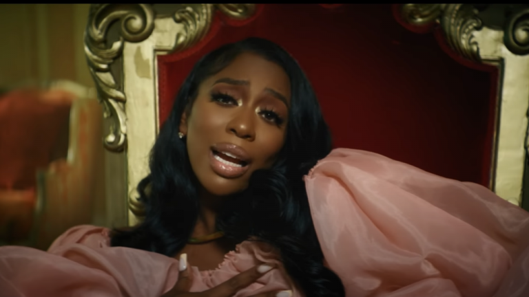 """Kash Doll's """"Single & Happy"""" Music Video Feat. Eric Bellinger And Wale – VIBE.com"""