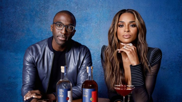 Ciara Named Co-Owner Of Marc Farrell's Ten To One Rum – VIBE.com