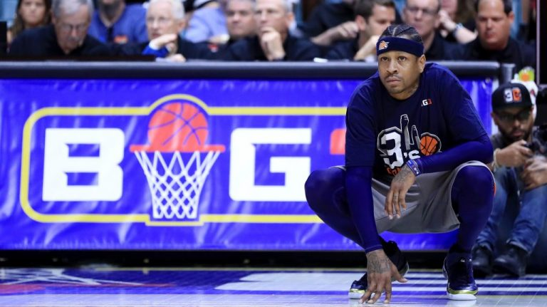 Allen Iverson Voices Disappointment With Relationship With 76ers – VIBE.com