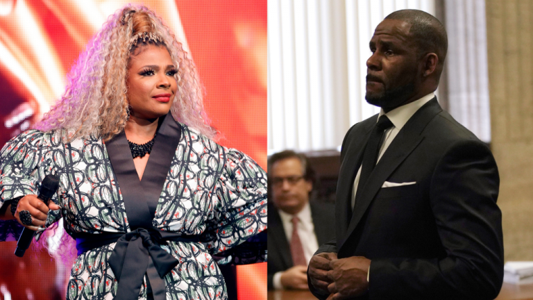 Syleena Johnson Says R. Kelly Should Be In An Asylum Not Prison – VIBE.com